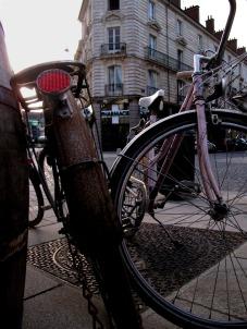 Biking in Rennes