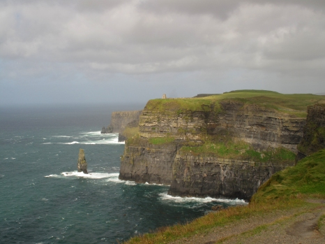 Cliffs of Moher, Ireland. By Marianina