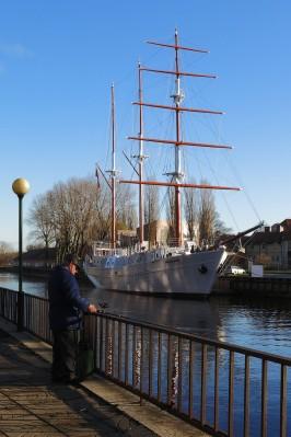 'Meridian' ship
