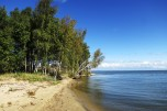 Small beaches