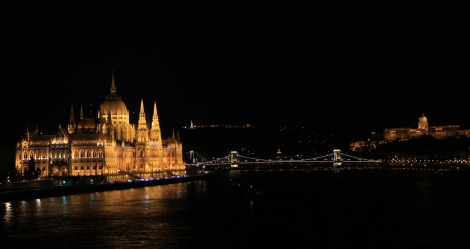 Enchanting Budapest