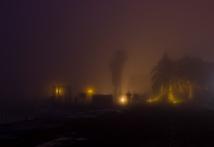 Misty island, Faial, Azores