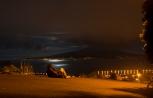 Full moon gazing, Faial, Azores