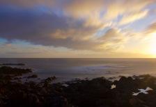 The last rays, Faial, Azores