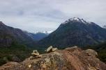 View from Paso de los vientos