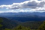 Climbing up to Hielo Azul